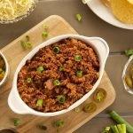 Makkelijke chilli con carne recept | gemakkelijke chili con carne recept met brood