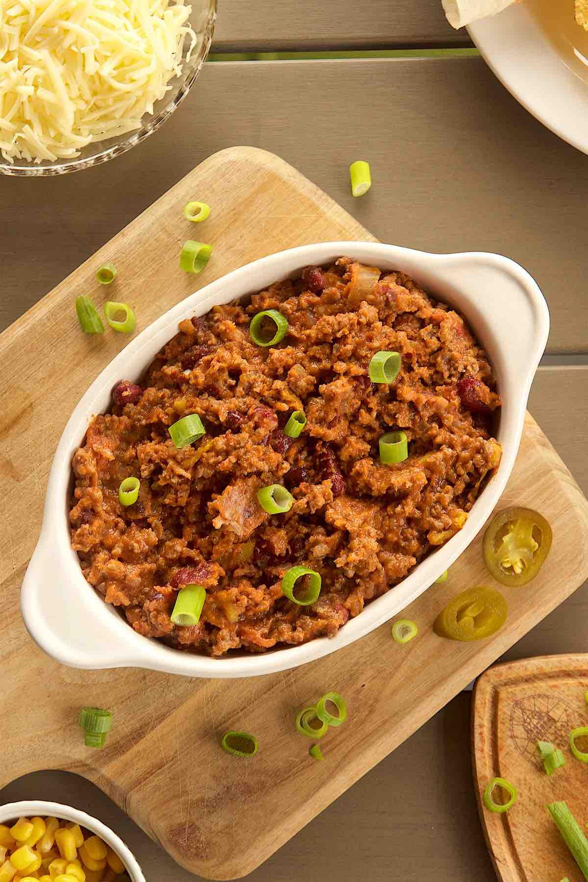 makkelijke chilli con carne recept | gemakkelijk chili con carne recept