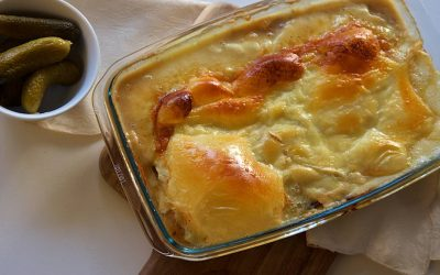 French tartiflette recipe – Easy potato and cheese comfort food