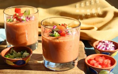 Spaanse gazpacho recept